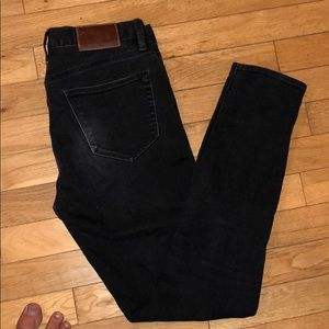 Madewell skinny jeans pants bottoms